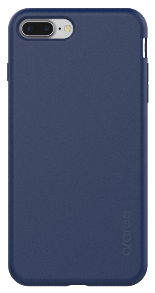 накладка Araree Airfit iPhone7 Plus midnight blue