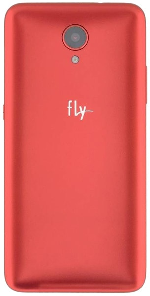 смартфон Fly FS522 red
