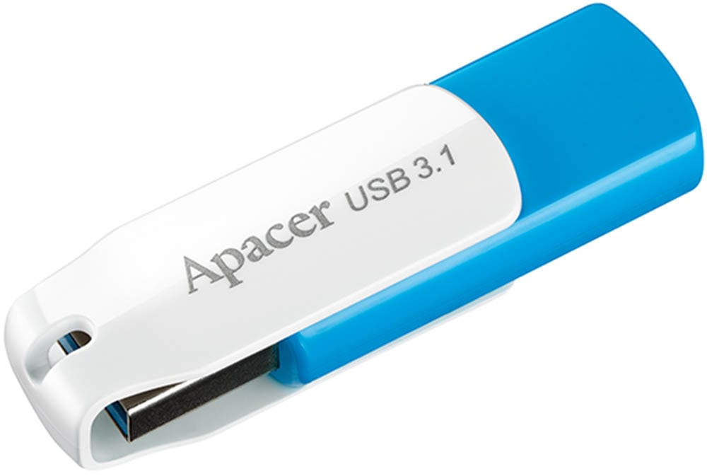 флешка USB 3.0 Apacer AH357 32Gb blue