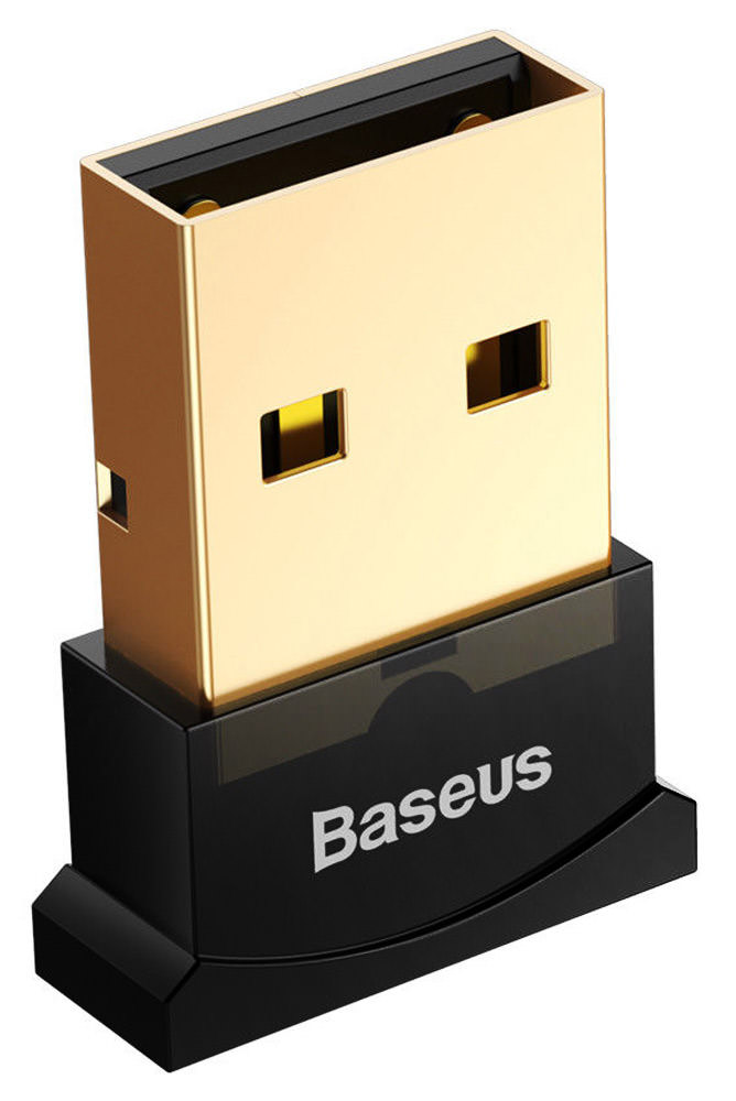 USB Bluetooth адаптер Baseus Bluetooth Adaptors For Computers black